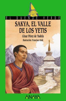SAKYA, EL VALLE DE LOS YETIS