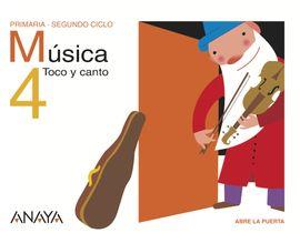 MÚSICA 4. (TOCO Y CANTO).