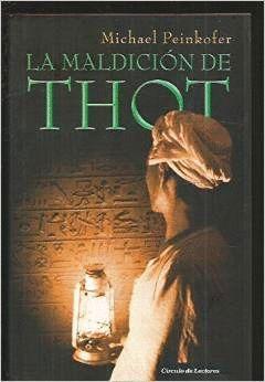 LA MALDICIÓN DE THOT