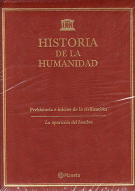 HISTORIA DE LA HUMANIDAD (LIBROS 8 VS)