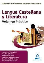 CUERPO DE PROFESORES DE ENSEÑANZA SECUNDARIA, LENGUA CASTELLANA Y LITERATURA.  V