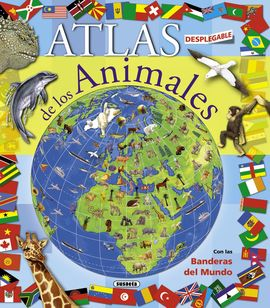 ATLAS DESPLEGABLE DE LOS ANIMALES