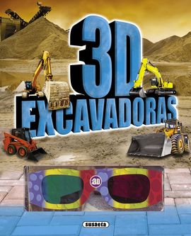 EXCAVADORAS 3D