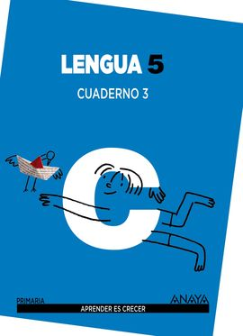 LENGUA 5. CUADERNO 3.