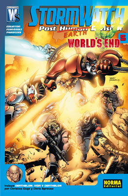 STORMWATCH PHD 5 WORLD'S END