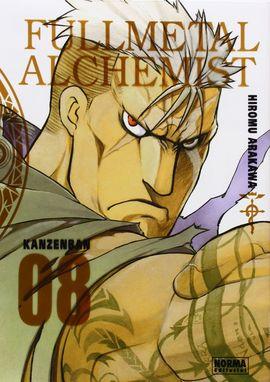 FULLMETAL ALCHEMIST KANZENBAN 8