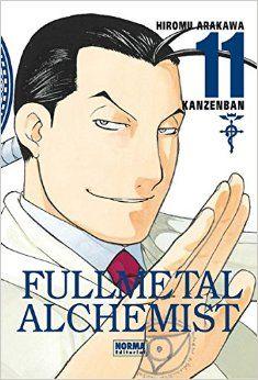 FULLMETAL ALCHEMIST KANZENBAN 11