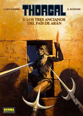 THORGAL 03 LOS TRES ANCIANOS DEL PAIS DE ARA