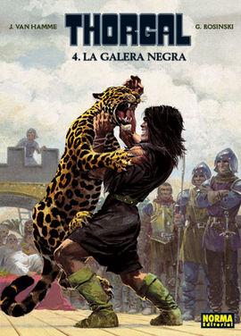 THORGAL 04 LA GALERA NEGRA