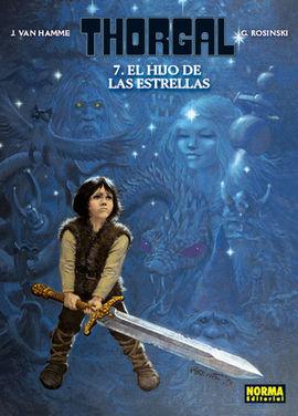 THORGAL 07 EL HIJO DE LAS ESTRELLAS