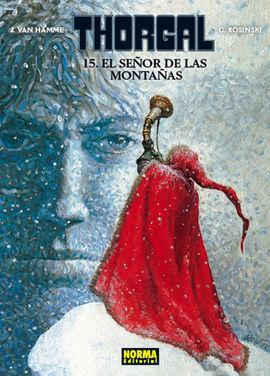 THORGAL 15 EL SEÑOR DE LAS MONTAÑAS