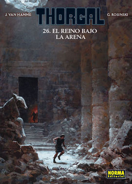 THORGAL 26 EL REINO BAJO LA ARENA