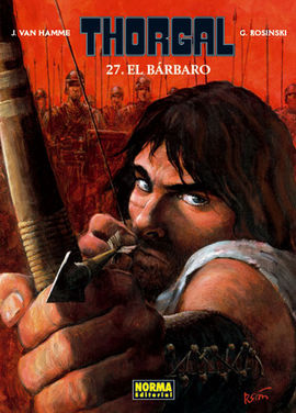 THORGAL 27 EL BARBARO