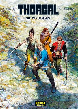 THORGAL 30 YO JOLAN
