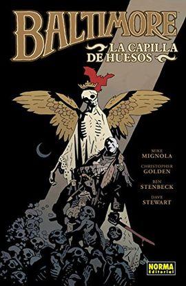 BALTIMORE 4: LA CAPILLA DE HUESOS