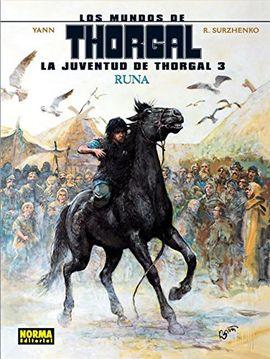 LA JUVENTUD DE THORGAL 3. RUNA