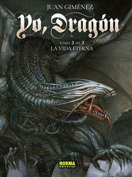 YO DRAGON 3. LA VIDA ETERNA