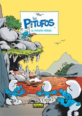 PITUFOS 34 EL PITUFO HEROE