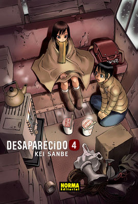 DESAPARECIDO 4