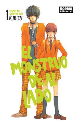EL MONSTRUO DE AL LADO 01 (TONARI NO KAIKAIBUTSUKUN)