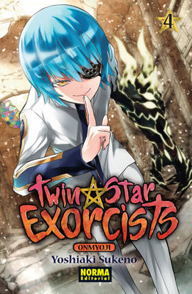 TWIN STAR EXORCISTS: ONMYOUJI 04