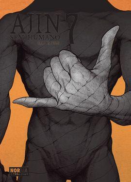 AJIN (SEMIHUMANO) 07