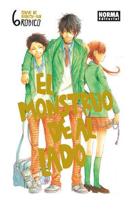 EL MONSTRUO DE AL LADO 06 (TONARI NO KAIKAIBUTSUKUN)