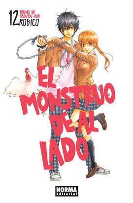 EL MONSTRUO DE AL LADO 12 (TONARI NO KAIKAIBUTSUKUN)