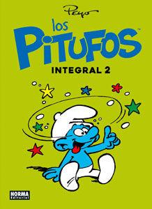 LOS PITUFOS. INTEGRAL 02