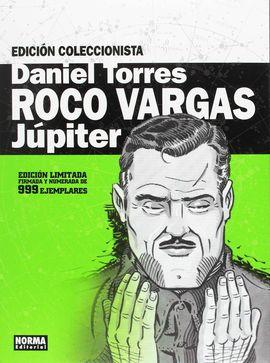 ROCO VARGAS. JÚPITER COFRE EDICIÓN COLECCIONISTA