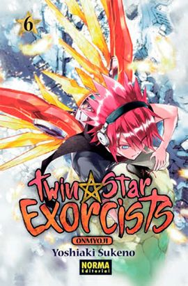 TWIN STAR EXORCISTS 06
