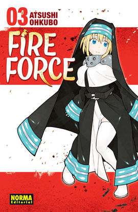 FIRE FORCE 03