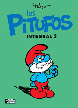 PITUFOS EDICION INTEGRAL N3