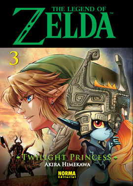 THE LEGEND OF ZELDA: TWILIGHT PRINCESS 3