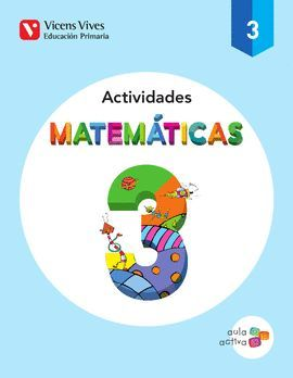 MATEMATICAS 3 ACTIVIDADES (AULA ACTIVA)
