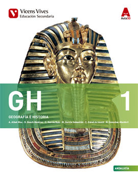 GH 1 ANDALUCIA (GEOGRAFIA/HISTORIA) ESO AULA 3D