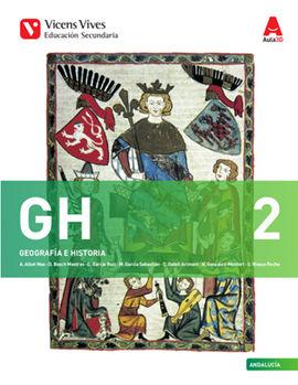 GH 2 ANDALUCIA (GEOGRAFIA/HISTORIA) AULA 3D