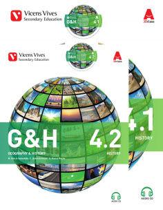 G&H 4 (4.1-4.2)+2CD'S (HISTORY) 3D CLASS