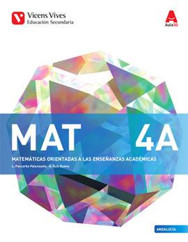 MAT 4 A ANDALUCIA (AULA 3D)