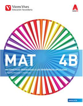 MAT 4 B ANDALUCIA (AULA 3D)