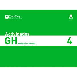 GH 4 (4.1-4.2) HISTORIA ACTIVIDADES