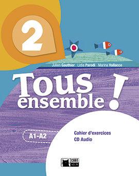 TOUS ENSEMBLE 2 LIVRE ANDALUCIA+ DVD-ROM