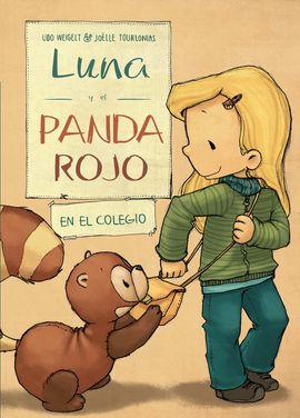 4. LUNA Y EL PANDA ROJO EN EL COLEGIO