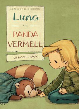 3. LUNA I EL PANDA VERMELL EN UN PASSEIG MÀGIC