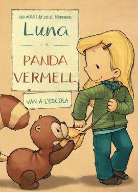 4. LUNA I EL PANDA VERMELL VAN A L?ESCOLA