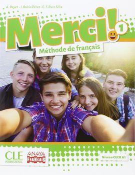 MERCI!. MÉTHODE DE FRANÇAIS 1.