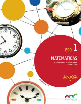 MATEMÁTICAS 1. TRIMESTRES