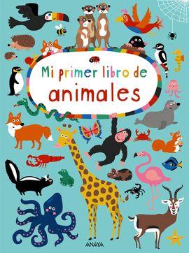 MI PRIMER LIBRO DE ANIMALES