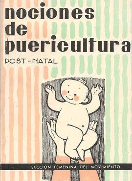 NOCIONES DE PUERICULTURA POST-NATAL