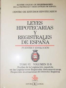 LEYES HIPOTECARIAS 6/2B